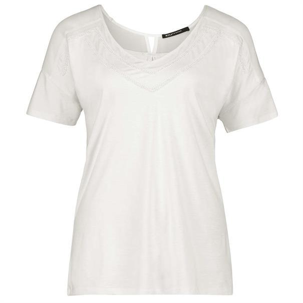 Expresso t-shirts 191britt in het Offwhite