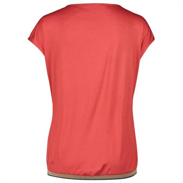 Expresso t-shirts 191claire in het Koraal