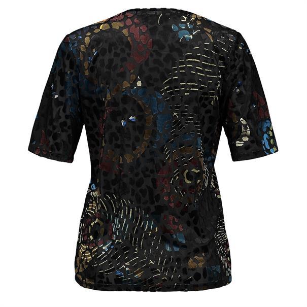 Expresso t-shirts 193keyla in het Zwart
