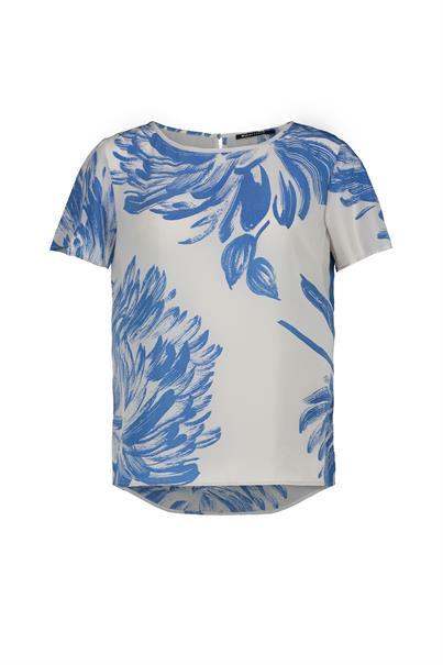 Expresso t-shirts 201bette in het Licht Grijs