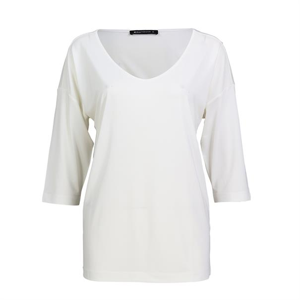 Expresso t-shirts 202evelien in het Wit