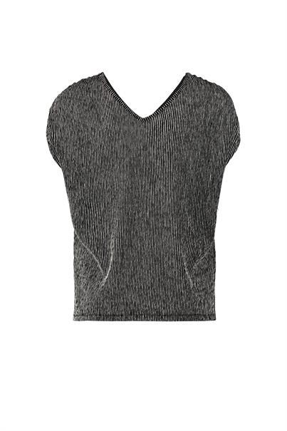 Expresso t-shirts 202fanny in het Zwart