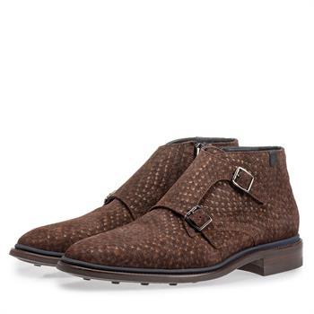 Floris van Bommel schoenen H 10672 in het Bruin