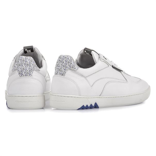 Floris van Bommel sneakers 16342 in het Wit