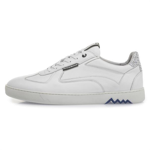Floris van Bommel sneakers G1/2 16342 in het Wit