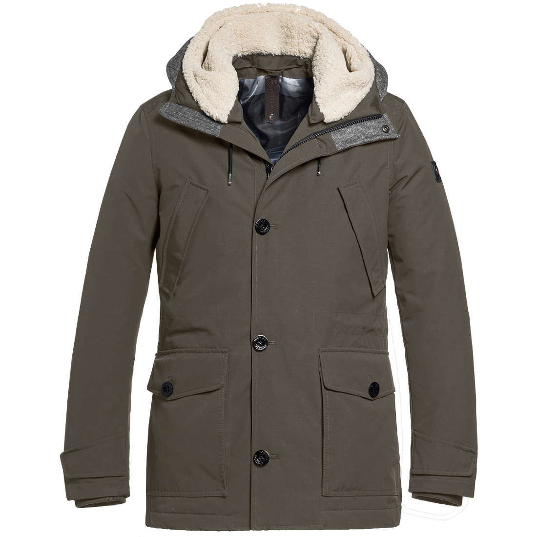 Image of Fortezza jack mz0230-183 in het Taupe