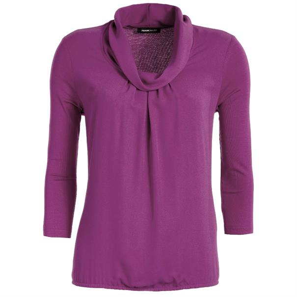 Frank Walder blouse 622434 in het Lila