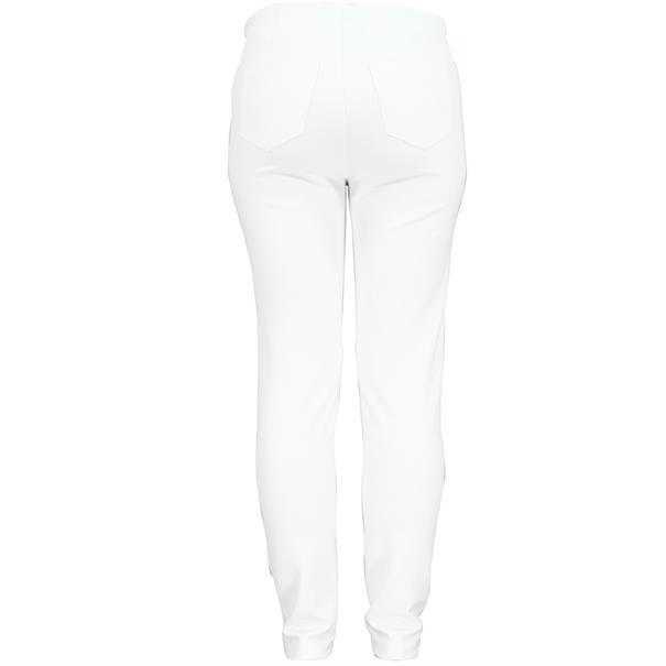 Frank Walder broeken 603630 in het Wit