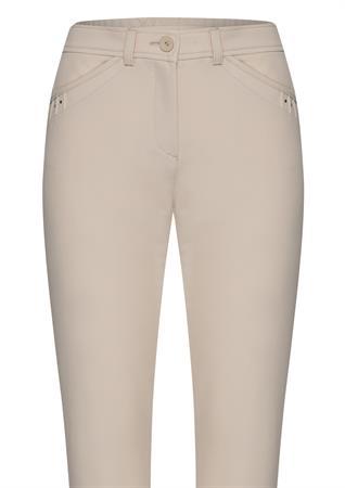 Frank Walder pantalons 601.607 in het Grijs