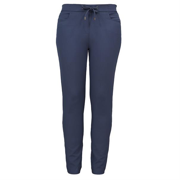 Frank Walder pantalons 621603 in het Blauw