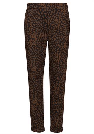 Frank Walder pantalons 622612 in het Zwart