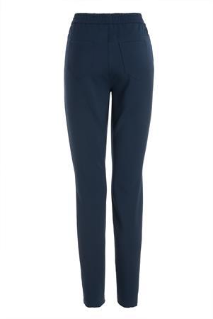 Frank Walder pantalons 710607 in het Blauw