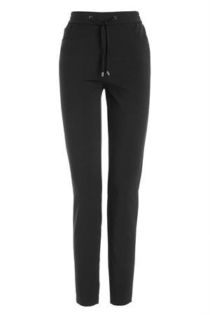 Frank Walder pantalons 710607 in het Zwart