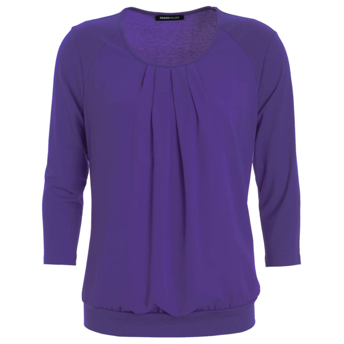 Frank Walder t-shirt 621440 in het Lavendel