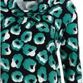 Frank Walder t-shirt 622410 in het Groen