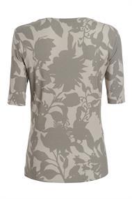 Frank Walder t-shirts 102404 in het Kaky