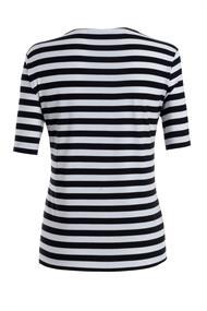 Frank Walder t-shirts 103412 in het Wit