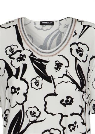 Frank Walder t-shirts 104406 in het Geel
