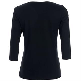 Frank Walder t-shirts 108404 in het Zwart