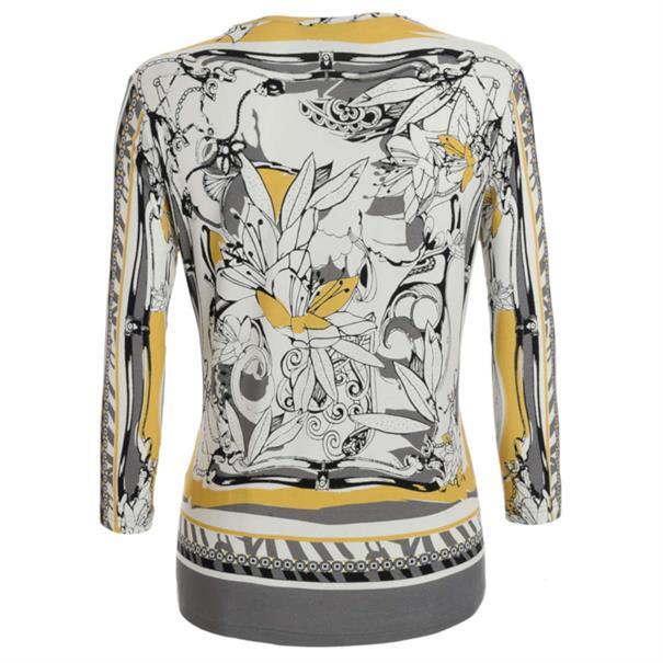 Frank Walder t-shirts 109403 in het Oker