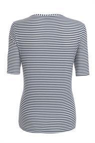 Frank Walder t-shirts 201411 in het Blauw
