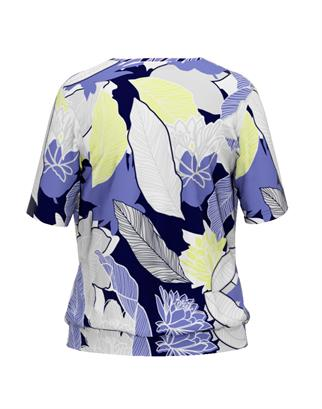 Frank Walder t-shirts 303425 in het Lila
