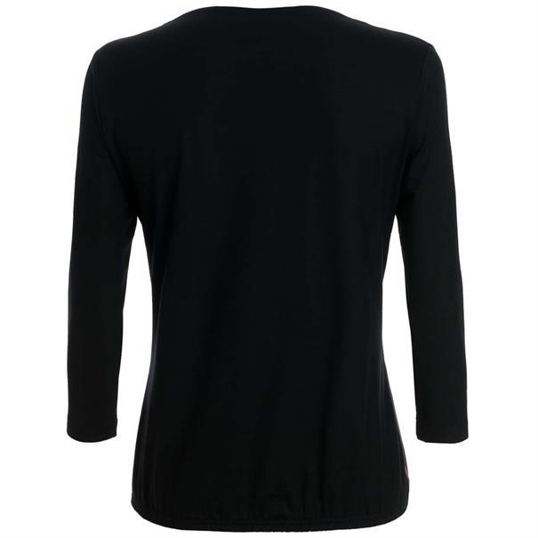 Frank Walder t-shirts 308423 in het Bruin