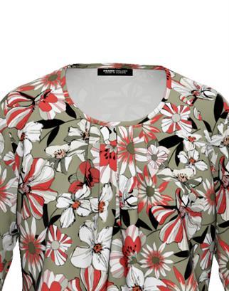 Frank Walder t-shirts 601423 in het Blauw