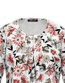 Frank Walder t-shirts 601423 in het Rood