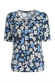 Frank Walder t-shirts 602428 in het Hemels Blauw
