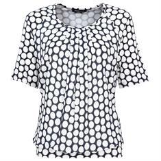 Frank Walder t-shirts 602428 in het Wit