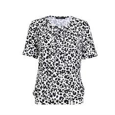 Frank Walder t-shirts 602428 in het Zwart