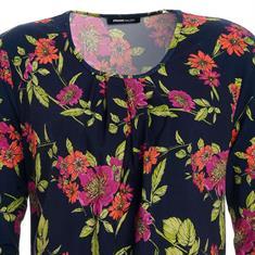 Frank Walder t-shirts 621438 in het Blauw