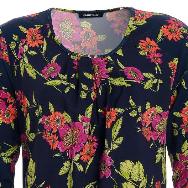 Frank Walder t-shirts 621438.. in het Blauw