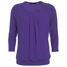 Frank Walder t-shirts 621440 in het Lavendel