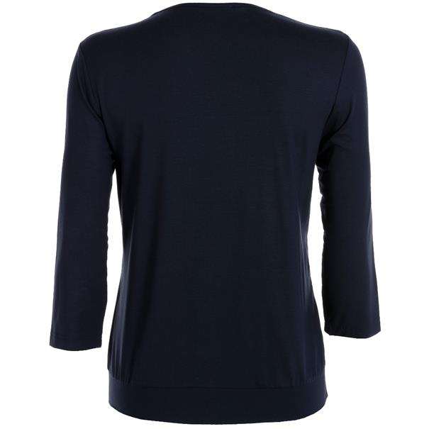 Frank Walder t-shirts 707426 in het Hemels Blauw