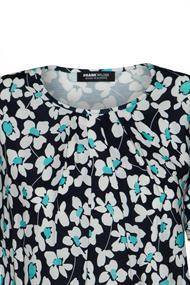 Frank Walder t-shirts 711422 in het Blauw