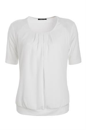 Frank Walder t-shirts 719404 in het Ecru