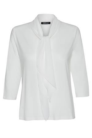Frank Walder t-shirts 721411 in het Ecru