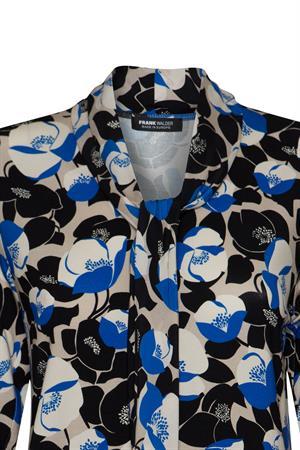Frank Walder t-shirts 721414 in het Blauw