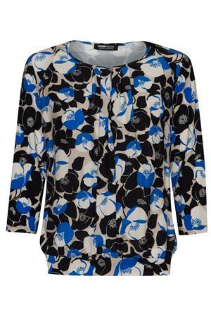 Frank Walder t-shirts 721426 in het Blauw
