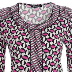 Frank Walder t-shirts 729401 in het Rood