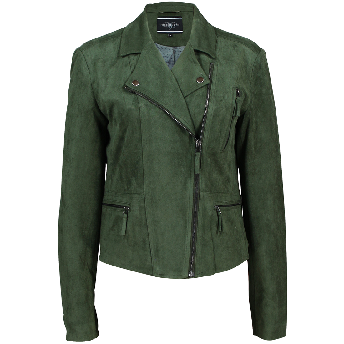 Image of Freequent blazer birdie-ja in het Army