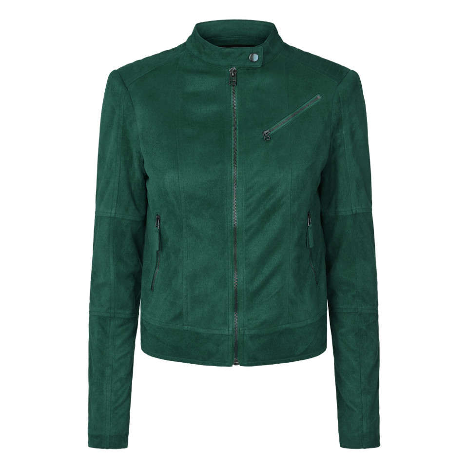 Image of Freequent blazer dove-ja in het Groen