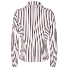 Freequent blazer nanni-stripe-z19 in het Wit/Rood