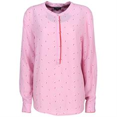 Freequent blouse adney-bl-pip in het Roze