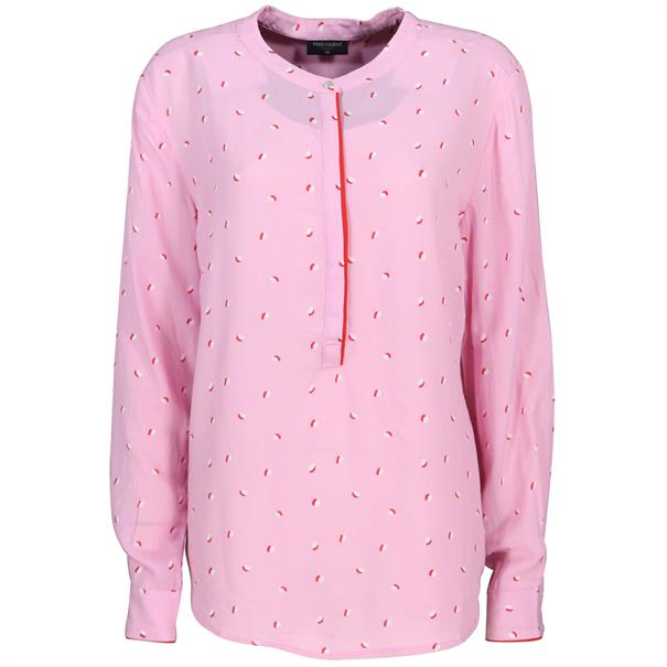 Freequent blouse adney-bl-pip in het Roze