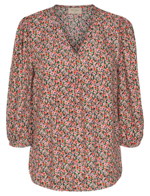 Freequent blouse bello-bl-lumi in het Roze