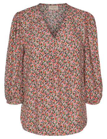 Freequent blouse bello-bl-lumi in het Roze