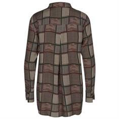 Freequent blouse jasy-sh in het Bruin